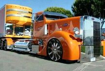 Big Trucks / by Totally Awesome