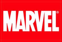Marvel / by Nicholas Anthony