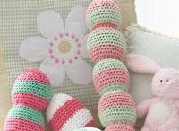 Crochet/sewing  / by Jessica Ham- Ederer
