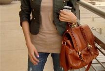 Fall fashion / by Champa M