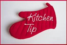 Kitchen Tips / by Susan Ready
