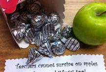 Teacher appreciation / by Nicole Callahan