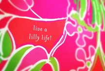 A Colorful Life / Everything Lilly! / by The Pink Palm