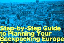 Backpacking Europe / by Leanne W