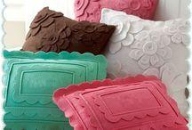 Pillows / by Cerissa Lingeman