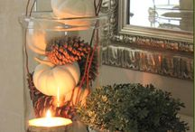Fall decor / by Yvette Yarbrough