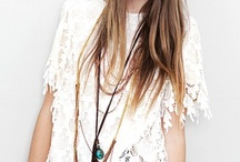 lovestoned / earthy collection of feathers, leather & lace / by Alice Nguyen