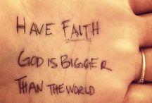 Faith, Hope, Love / by Karinne Ruckman