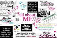 All about me / by Judy Chalmers