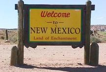 New Mexico--Land of Enchantment / by Teresa Taylor-Sousa