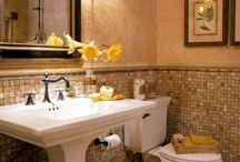 L & M's Mermaid Bathroom / by Brandy Underberg