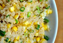 Quinoa Recipes  / by Caitlyn Kolesar