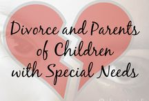 Divorce Of Parents of Children with Special needs / by Eliana Tardio