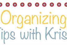 Organizing Tips & Ideas / by HotCouponWorld.com™