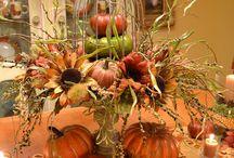 Fall Decorating / by Linda Wheeler