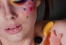 Make up / by Nicola Clegg