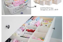 Organization/Cleaning Tips & Ideas / by Kristina Coplin