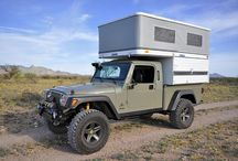 Wanderlust campers/RVs / by Philippe Martinez