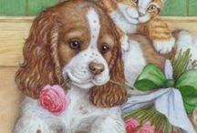 ANIMAL PAINTING / by Laura Paola Cigognini