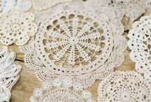 Craft Inspiration / Crocheting. Sewing, Anything to get my hands dirty. / by Rachael Torres