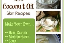 Coconut Oil / by Aimie Reese