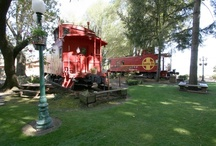 Around and About the Featherbed B&B / by Featherbed Railroad