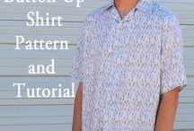 Men - Free Patterns / by Tangible Pursuits