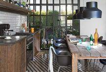 Kitchen / by Billy Milner