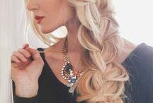 Hair.. / by Kristine Lescinskas