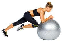 Gettin' fit / by Renee Spear