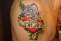 §~*<Tit for Tatts>*~§ / by Victoria Powless-Descher