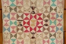 civil war quilts / by Nancy Potter