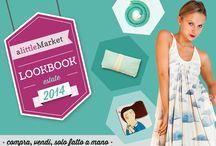 Lookbook Estate 2014 / Il lookbook dell'estate di www.alittlemarket.it Potete sfogliarlo qui: http://www.alittlemarket.it/press/spazio-stampa / by A Little Market Italia