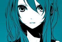 Vocaloid / by Miku Uzumaki