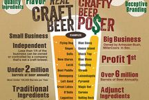 craft beer / by Kimberly Evans