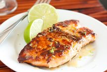 Seafood Meal Ideas! / I ♥ Seafood! / by Susan Clayton