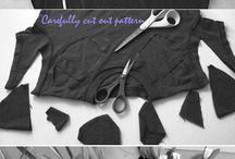 t shirt and headband crafts / by Allen- Pruett