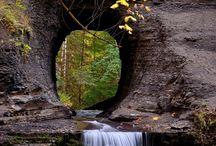 Waterfalls / by Cynthia Raymond