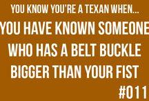 Texas Our Texas / by Mary Dodgen Craig