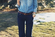 le style / Fashion inspiration / by Hilary Felsing Hall