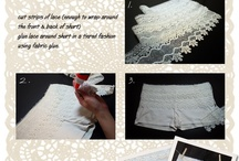RECYCLE: Lace / by M Avery Designs