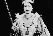 Queen Elizabeth II - 60 years! / by Moe Margetts