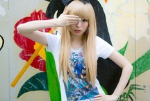 Kyary Pamyu Pamyu Poses / by StephC