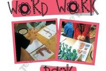 Home school Idea's / by Jenna Dolman