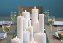 Candle Power (and some lights) / by Ann Erler