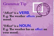 Mind your Language / by Buzzle.com