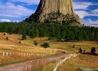 Wyoming, state, USA / by randy muir