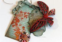 Tag ideas / by Sylvia Browder
