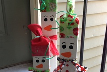 Christmas crafts / by Jackie Budworth