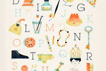 Favorite Illustrations / by Joanna Figueroa